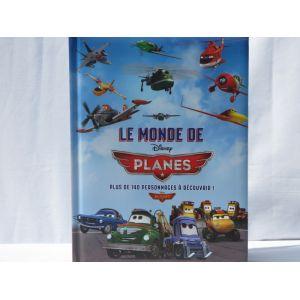 LE MONDE DE disney PLANES 2 9782014651829