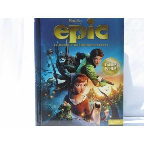 epic La Bataille du Royaume secret