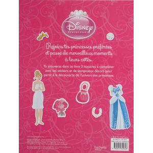 mes activités princesses histoires décors stickers