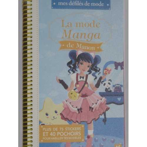 La mode manga de Manon