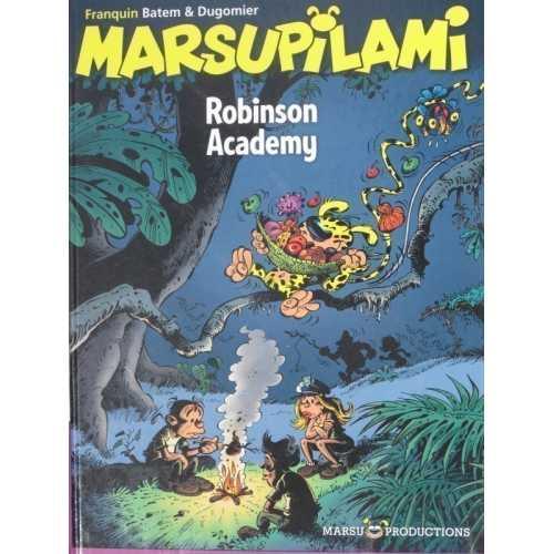 Marsupilami Robinson Académy