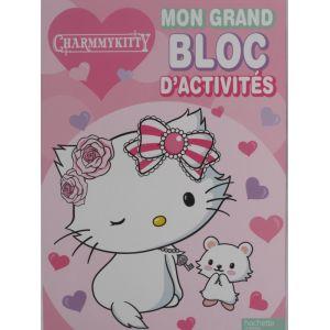 Mon grand bloc d'activités Hello Kitty