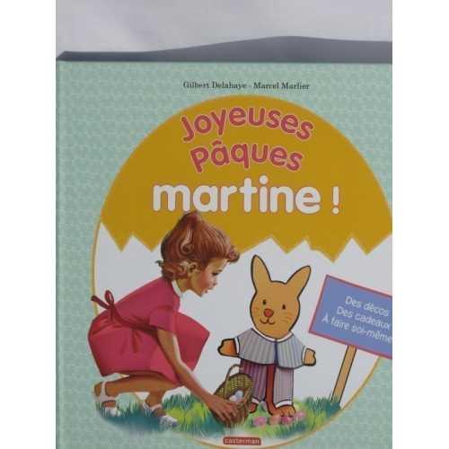 Martine joyeuses pâques