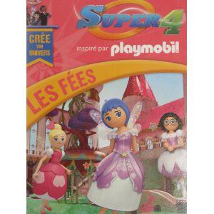 Super 4 Playmobil Les fées