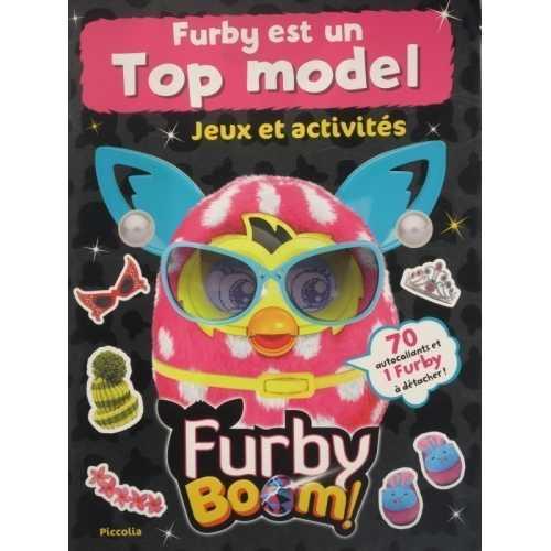 Furby est un top model jeux et activités