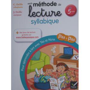 Ma méthode de lecture syllabique dès 5 ans