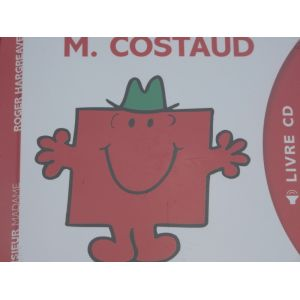 Monsieur Madame M. Costaud. Roger Hargreaves