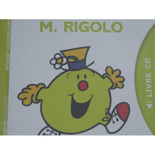Monsieur Madame M. Rigolo. Roger Hargreaves