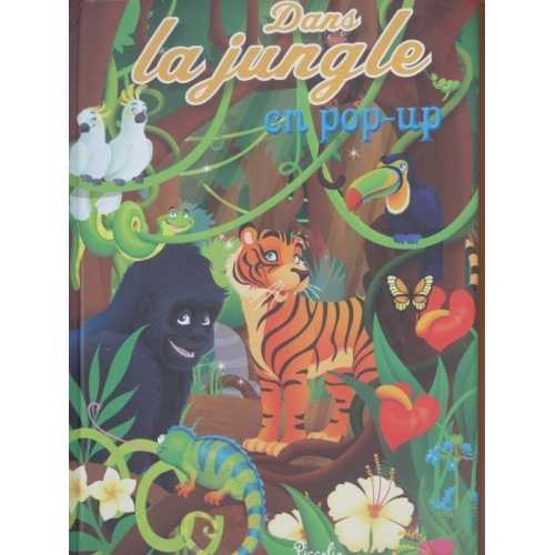 Dans la jungle en pop up