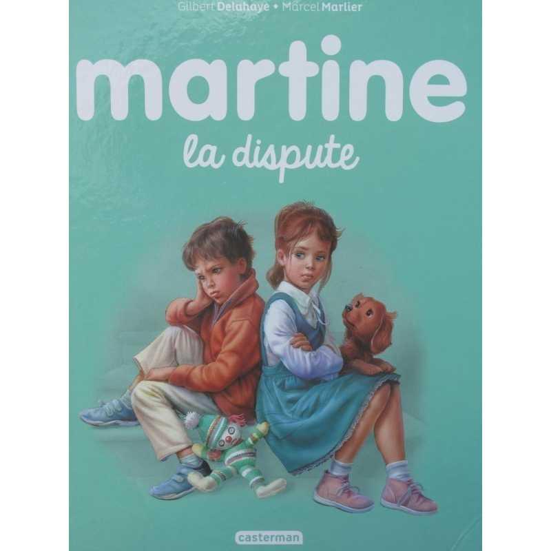 Martine la dispute