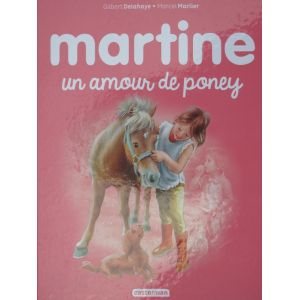 Martine un amour de poney