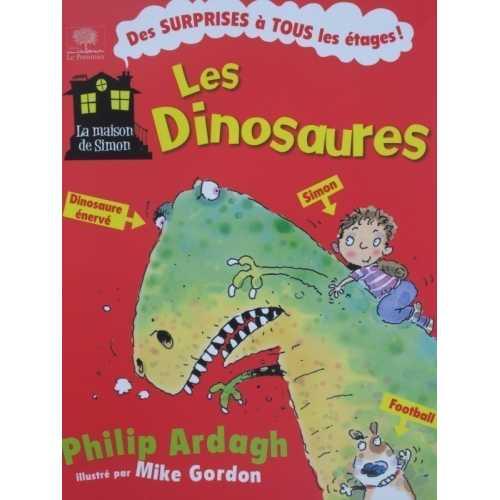 Les dinosaures. Des surprises à tous les étages!
