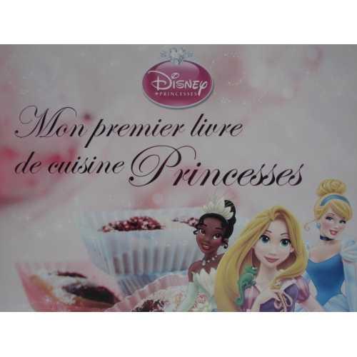 Mon premier livre de cuisine Princesses