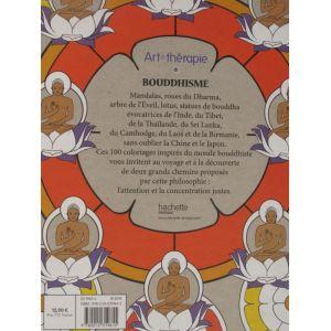 Art thérapie bouddhisme 100 coloriages anti-stress
