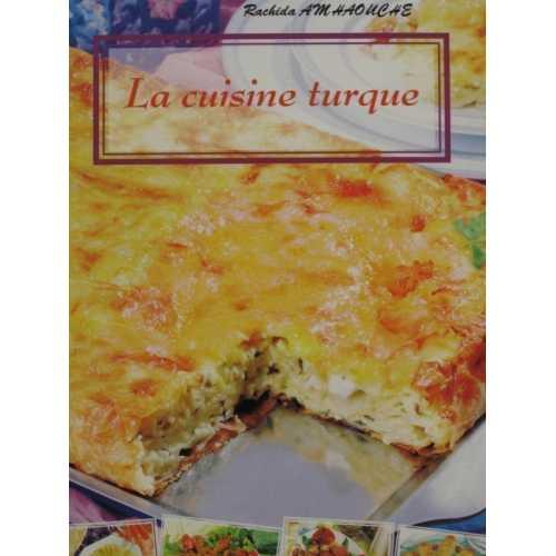 La cuisine turque Rachida Amhaouche