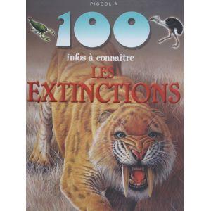 Les extinctions 100 infos à connaître