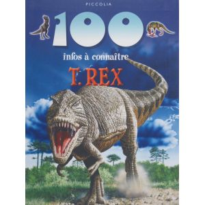 T.rex 100 infos à connaître