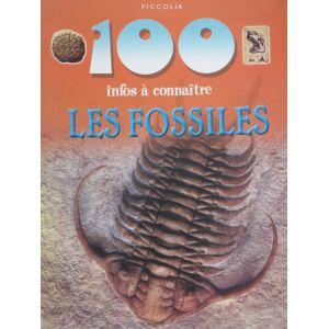 Les fossiles 100 infos à connaître