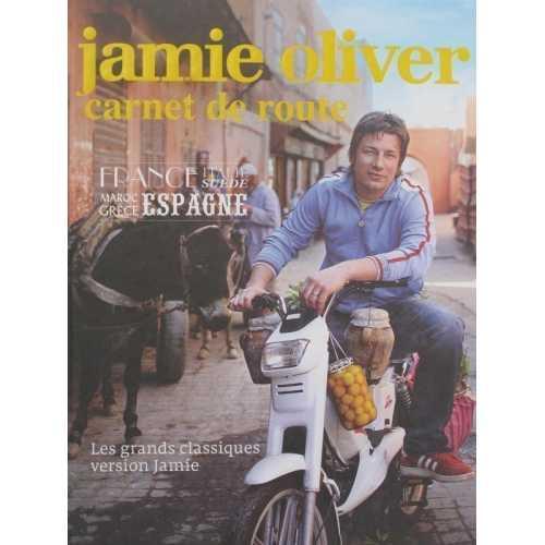 Jamie Olivier carnet de route