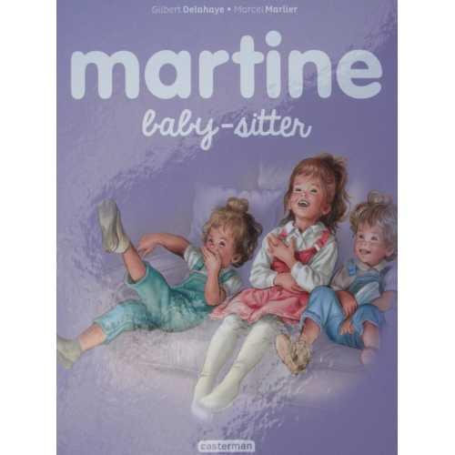 Martine baby-siter