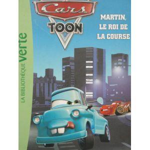 Cars toon Martin, le roi de la course