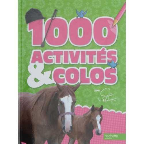 1000 Activités et colos avec Sophie Thalmann