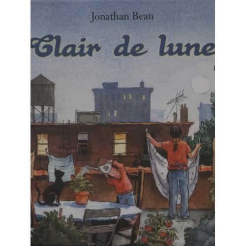 Clair de lune Jonathan Bean