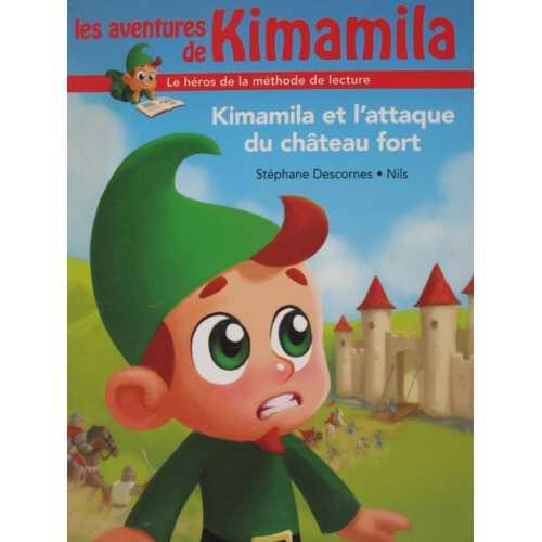 Kimamila et l'attaque du château fort