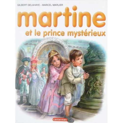 Martine et le prince mysterieux