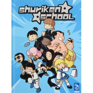 Shuriken school 2 jimmy le tigre