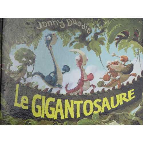 Le gigantosaure