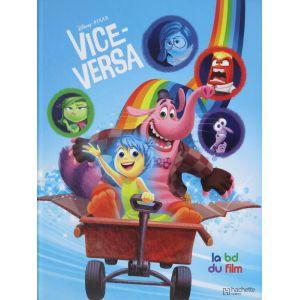 Vice-versa Disney pixar