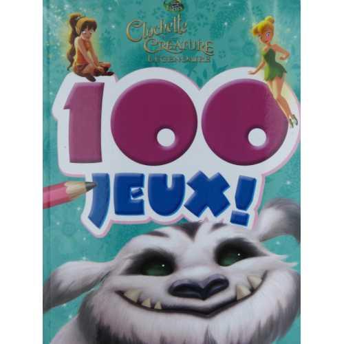 Clochette et la créature légendaire 100 jeux!