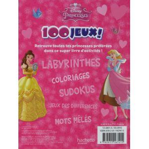Princesses disney 100 jeux!