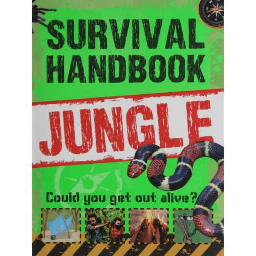 Survival handbook jungle