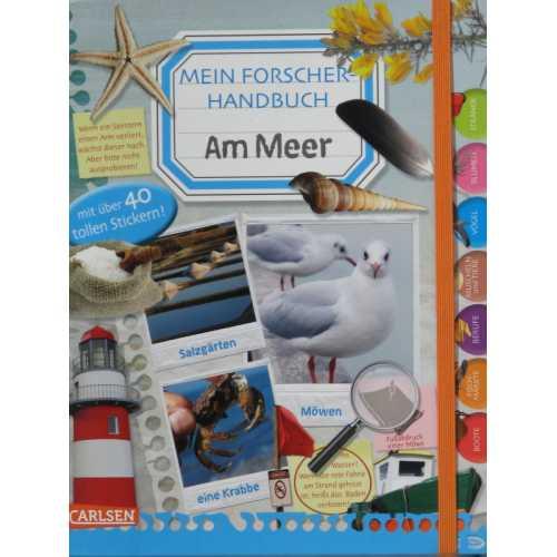 Mein Forscherhandbuch - Am Meer