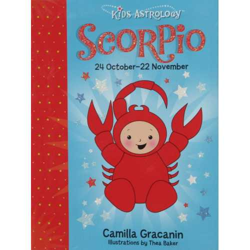 Kids Astrology Scorpio
