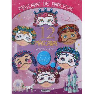 Mascaras de princesas