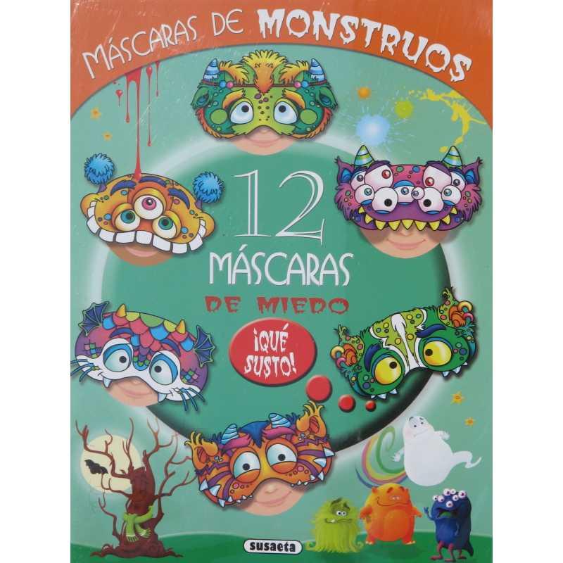 Mascaras de monstruos