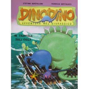 In trappola sull'isola dinodino avventure nel giurassico