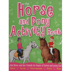 The Hors and Pony activity book