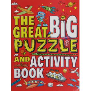 The great Big puzzle and Activity Book
