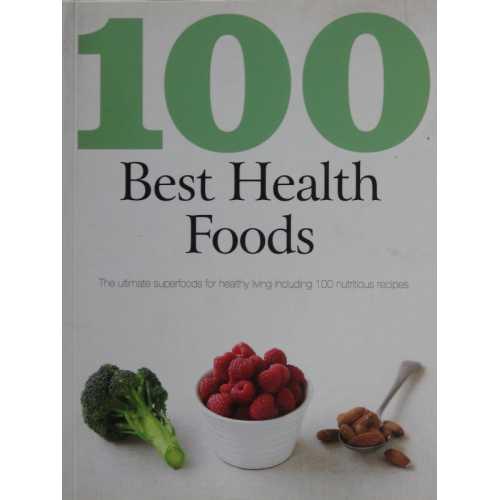 100 Health Foods