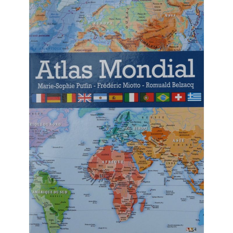 Atlas mondial for Atlas house uzbek cuisine