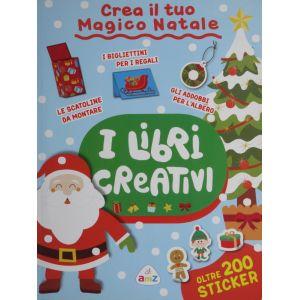 Crea il tuo magico natale i libri creativi