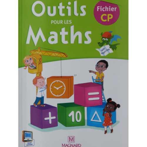 Outils pour les Maths fichier CP 600 exercices