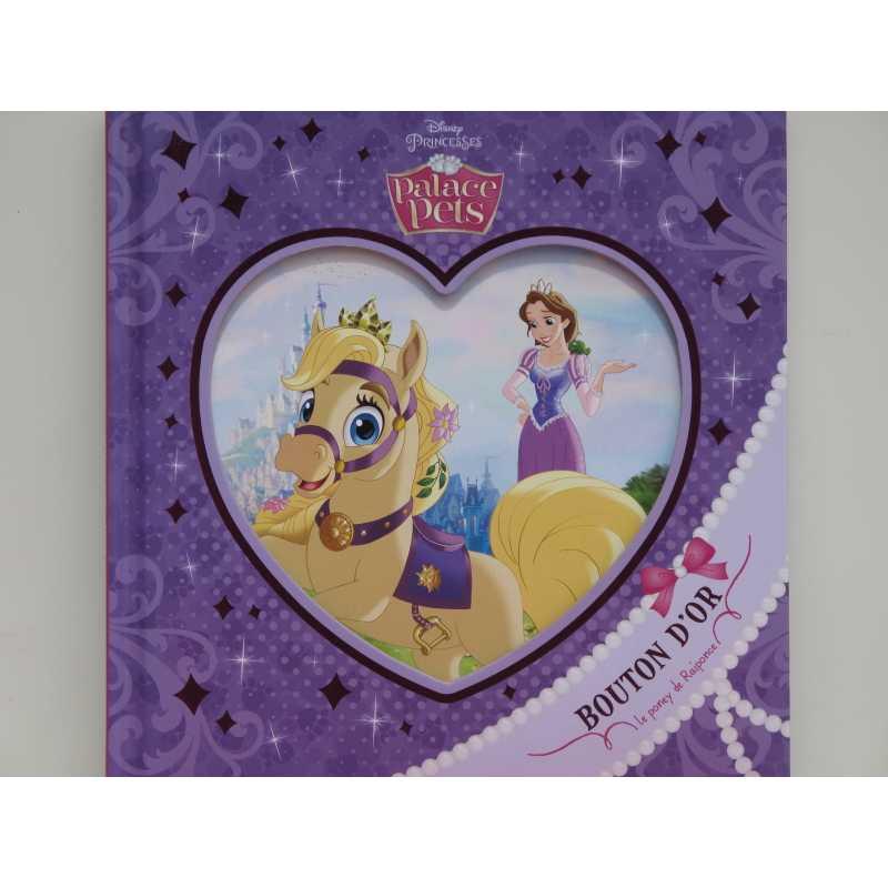 Disney Princesse/ Bouton d'or le poney de Raiponce