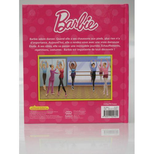 Barbie danseuse étoile.