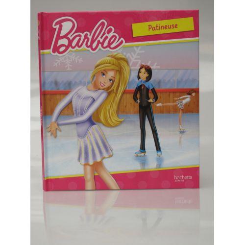 Barbie patineuse.