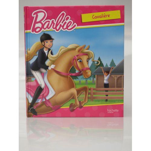 Barbie cavalière.
